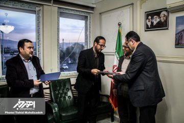 هادی رحیمی، مدیر جدید بنیاد مسکن اهر شد