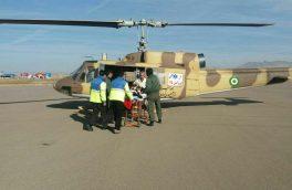 دانش آموز اهری به کما رفت / اعزام به وسیله اورژانس هوایی به تبریز