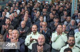 نماز جمعه شهرستان اهر (۱۴ مهر ۱۳۹۶)