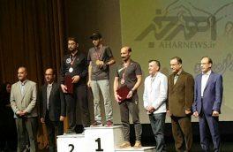 قهرمانی ورزشکار اهری در دومین دوره بازی های کشوری ورزشکاران پیوند اعضاء