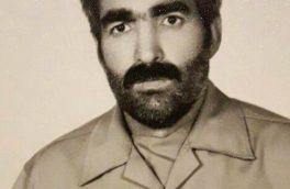 محمد حسن فتح اله پور به خیل هم رزمان شهیدش پیوست