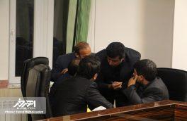 نشست علنی شورای شهر اهر با محوریت انتخاب شهردار