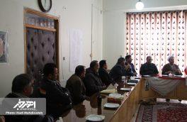 نشست روشنگری و بصیرتی با رویکرد انقلابی گری در شهرداری اهر