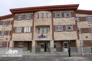 مدرسه معلمان فداکار با اعتبار ۲٫۵ میلیارد تومان افتتاح شد