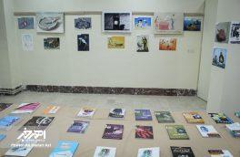 """گشایش نمایشگاه کتاب و عکس """"نه به اعتیاد، آری به کتاب"""""""