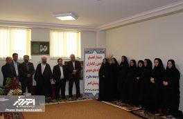 دیدار اعضای انجمن و کتابداران کتابخانه های عمومی با امام جمعه اهر