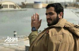 وحید فرهنگی در ادلب سوریه به مقام والای شهادت نائل گردید