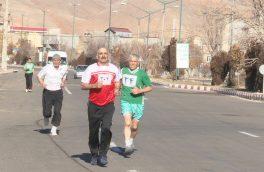 مسابقات قهرمانی دو و میدانی پیشکسوتان استان در هریس برگزار شد