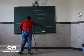 ۸۰ درصد دانش آموزان مدرسه استثنایی شهید صدر، تحت پوشش بهزیستی هستند