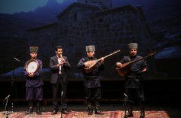 حضور پررنگ عاشیق های اهر در چهارمین فستیوال موسیقی نواحی و آیینی کشور