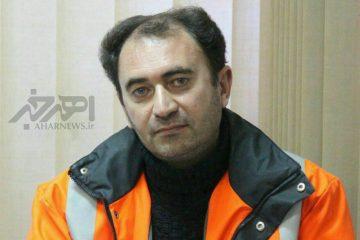 راه ارتباطی ۱۳۰ روستای اهر و هوراند مسدود است / تلاش راهداران برای بازگشایی راه ها