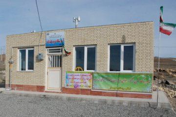 دبستان یک کلاسه خیرساز در روستای کوسه لر اهر افتتاح شد
