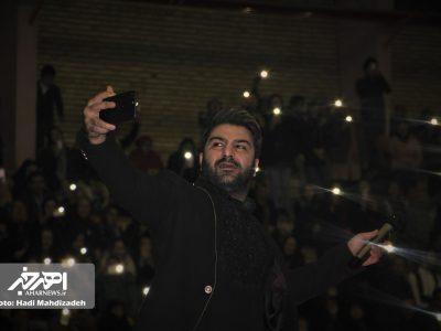 برگزاری جنگ شادی با اجرای مجید خراطها جهت حمایت از کودکان بی سرپرست در اهر