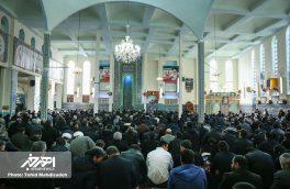 نماز جمعه شهرستان اهر (۱۷ آذر ۱۳۹۶)