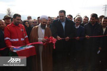 پارک شهدای مدافع حرم و بوستان وحدت در اهر افتتاح شد
