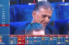 ایران در گروه مرگ قرار گرفت + برنامه بازی های ایران در جام جهانی ۲۰۱۸
