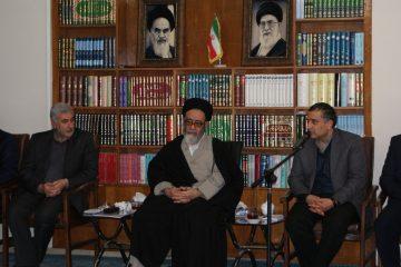 درخواست رهنمود از مقام معظم رهبری پیرامون احیای دریاچه ارومیه / احیای دریاچه ارومیه عزم ملی می خواهد