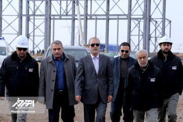 دولت توجه ویژه ای به پروژه نیروگاه یک هزار مگاواتی هریس دارد