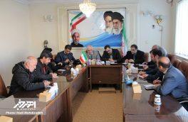 لزوم توجه شهرداری و شورای شهر اهر به زیباسازی و نورپردازی شهری