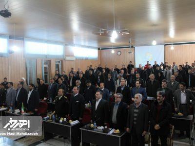 شورای اداری شهرستان اهر (۲۸ دی ۱۳۹۶)