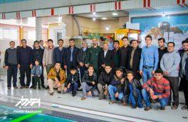 مرحله سوم ششمین دوره لیگ شنای استان آذربایجان شرقی