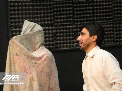 نمایش شاد و طنز ایرانی «کافه مبارک» در اهر