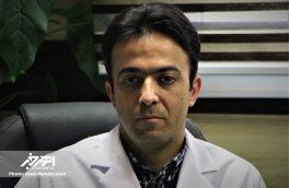 دکتر مهدی زاده، رئیس جدید بیمارستان باقرالعلوم (ع) اهر شد