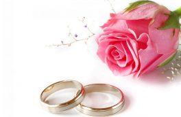 ثبت ۸۰۲۱ مورد ازدواج طی سه ماه نخست سال جاری در آذربایجان شرقی