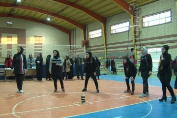 برگزاری جشنواره بازی های بومی و محلی قهرمانی استان در خواجه