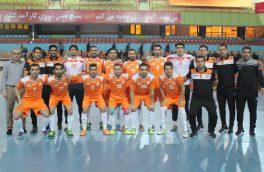 حریفان مس سونگون در جام باشگاه های فوتسال آسیا مشخص شدند