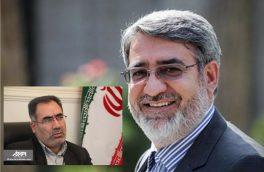 حکم محمودی، فرماندار شهرستان اهر توسط وزیر کشور امضا شد
