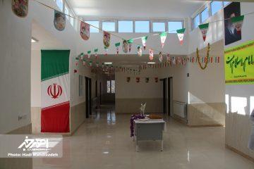 ساختمان مرکز سلامت ورگهان افتتاح شد