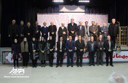 آیین آغاز به کار و افتتاحیه نمایشگاه گروهی انجمن هنرهای تجسمی شهرستان اهر