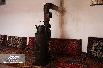 خداحافظی اهالی روستای سراجه لو با بخاری های نفتی / آغاز گازرسانی به سراجه لو از امروز