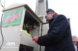 پروژه های مدیریت توزیع برق اهر به صورت همزمان افتتاح شد