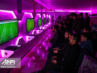 اولین دوره رسمی مسابقات بازی های رایانه ای (جام فجر) شهرستان اهر
