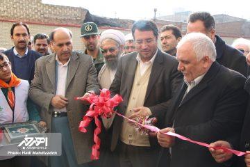 فاز اول باشگاه فرهنگیان شهرستان اهر افتتاح شد