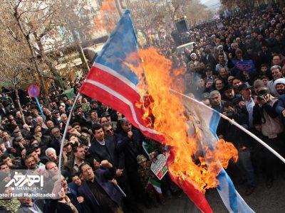 راهپیمایی مردم اهر در آغاز چهلمین سال پیروزی انقلاب اسلامی (۲۲ بهمن ۱۳۹۶) – بخش ۲