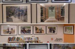 برپایی نمایشگاه عکس ارسباران در کانادا