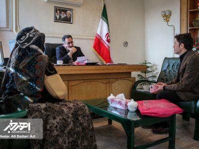 دیدار مردمی فرماندار شهرستان اهر (۲ اسفند ۱۳۹۶)