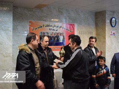 مسابقات آزاد تنیس روی میز به مناسبت گرامیداشت سی و نهمین سال پیروزی انقلاب در اهر