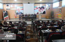 نشست مجمع مشورتی شهرستان اهر با حضور رئیس سازمان مدیریت و برنامه ریزی استان