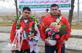 مراسم استقبال از کبدی کاران اهری حاضر در جام باشگاه های آسیا