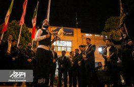آغاز جشنواره نوروز اهر با تکم گردانی در شب چهارشنبه سوری