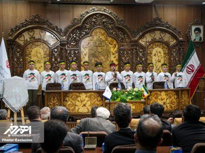 ویژه برنامه بزرگداشت هفته هنر انقلاب اسلامی در تبریز