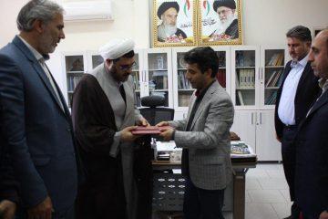 مدیر دانشجویی دانشگاه آزاد اهر منصوب شد