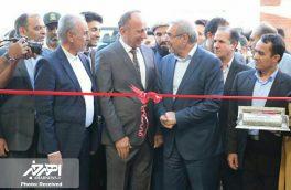 ۴ طرح تولیدی خدماتی در منطقه آزاد ارس به بهره برداری رسید