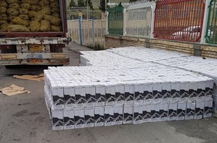 کشف ۵۴۹۶ بطری مشروبات الکلی خارجی در شهرستان جلفا