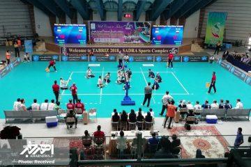 تیم ایران قهرمان اولین دوره لیگ جهانی والیبال نشسته شد