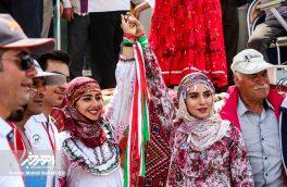 بیست و پنجمین دوره جشنواره فرهنگی – ورزشی عشایر قره قیه (هارنا)